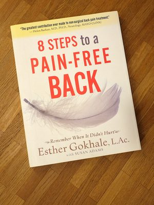Esther Gokhale: 8 Step to a Pain-Free Back