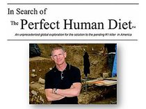 "Filmtrailer: ""In Search of the Perfect Human Diet"""