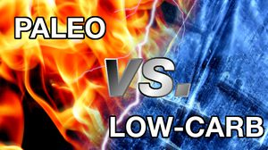 Paleo vs. Low-Carb