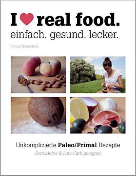 Buchtipp: I ♥ real food.